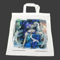 Frost Dragonling Tote Bag