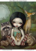 Snow White & Her Animal Friends