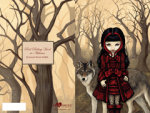 Red Riding Hood In Autumn