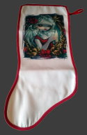 Christmas Candle Stocking