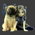 OUT OF STOCK! Pug Pixie